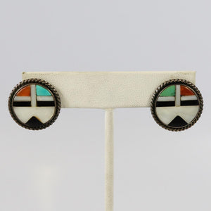 1950s Sunface Earrings