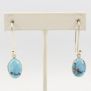 Golden Hills Turquoise Earrings
