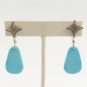 Morning Star Earrings