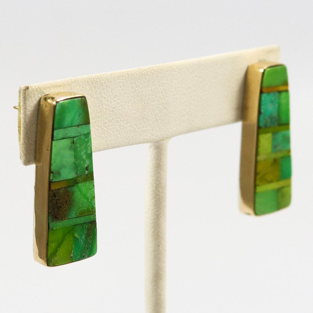 Orvil Jack Turquoise Earrings