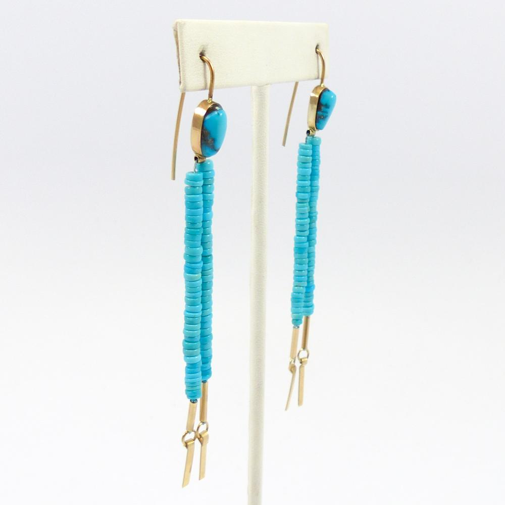 Bisbee Turquoise Earrings