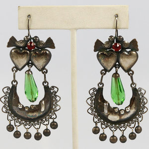 """Frida Kahlo"" Earrings"