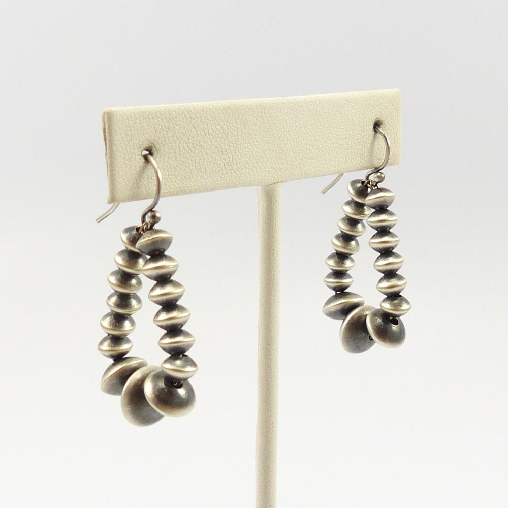 Navajo Peal Earrings