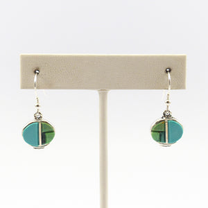 Coble Inlay Earrings