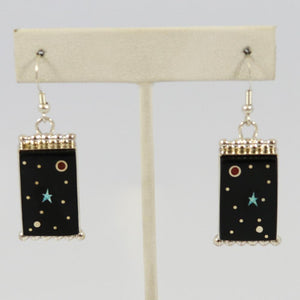 Night Sky Earrings