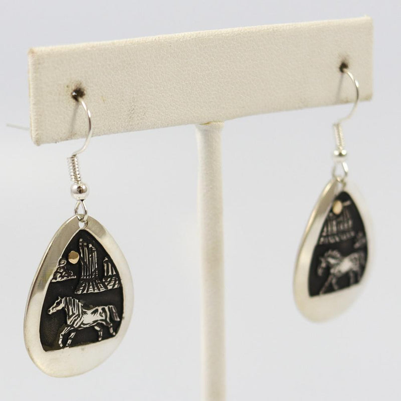 Storyteller Earrings