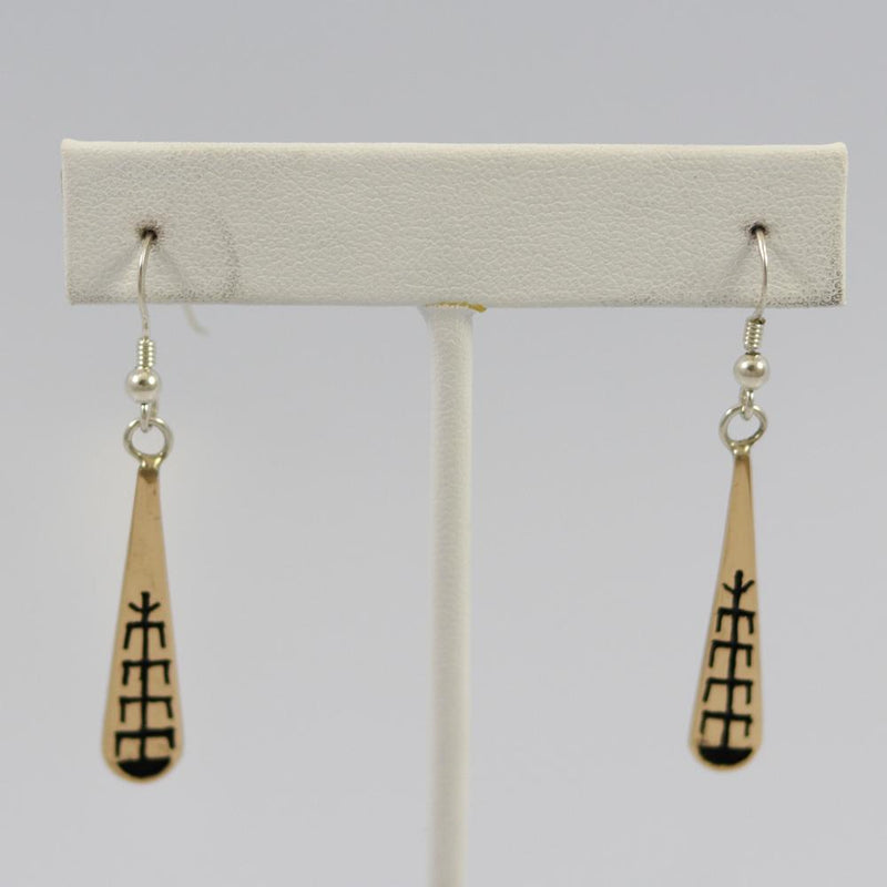 Corn Stalk Earrings