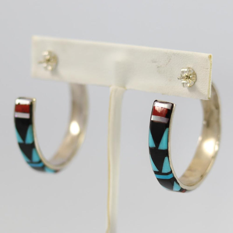 Inlay Hoops