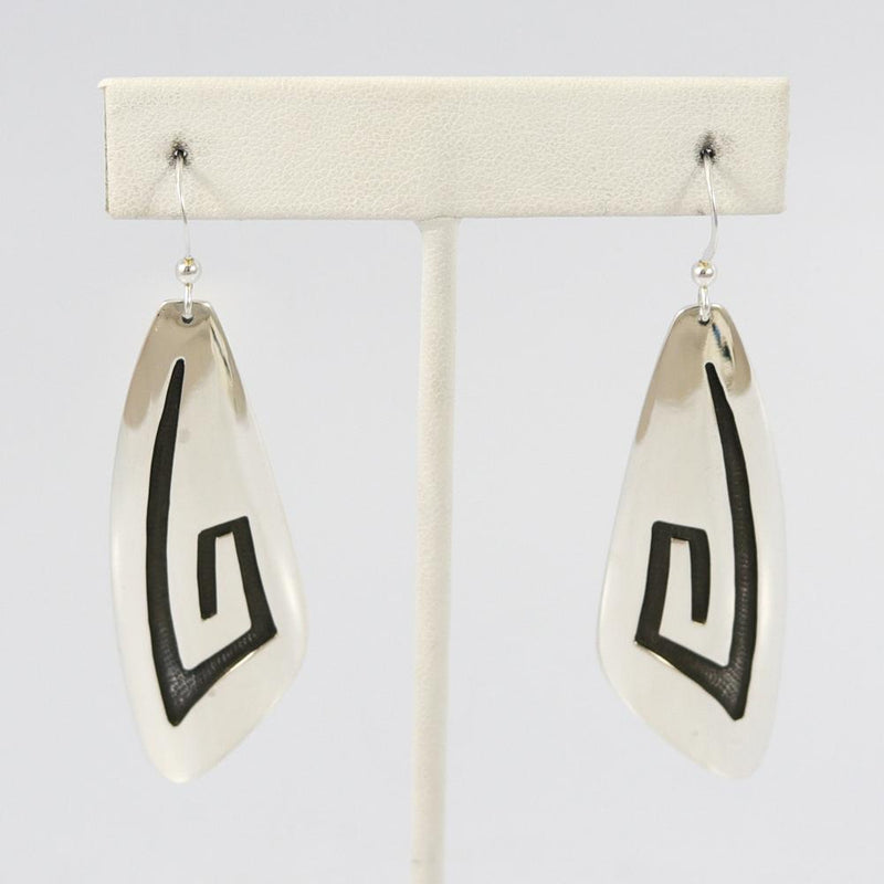 Hopi Overlaid Earrings
