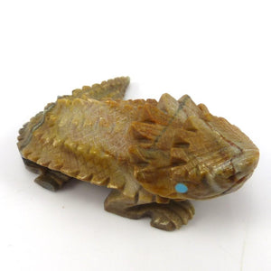 Horned Toad Fetish