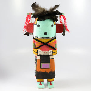 Wood Carrying Kachina