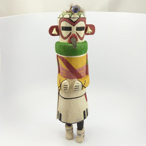 Old-Style Peacock Kachina