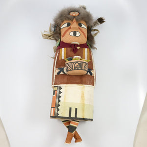 Cross Legged Kachina
