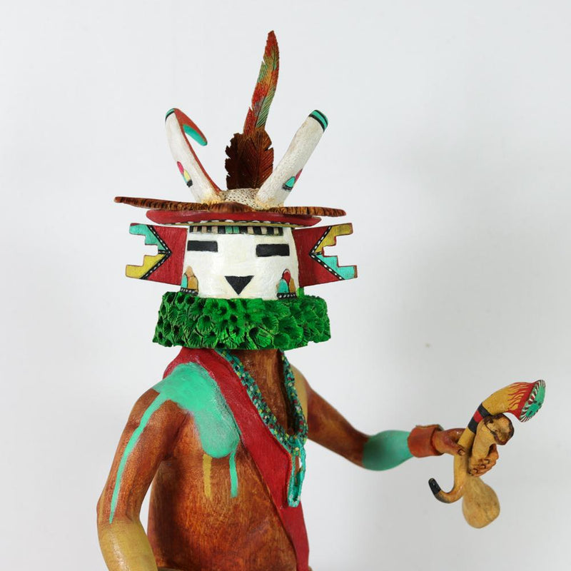 Germination God Kachina