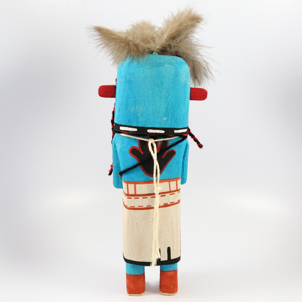 Pot Carrier Man Kachina