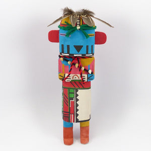Shooting Thunder Kachina