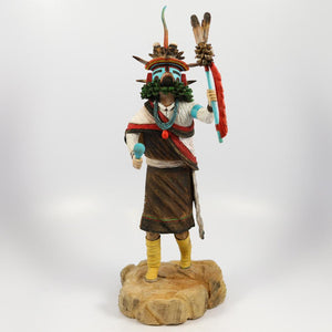 Female Mountain Sheep Kachina