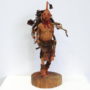 Blind Mudhead and Paralyzed Tuhavi Kachina