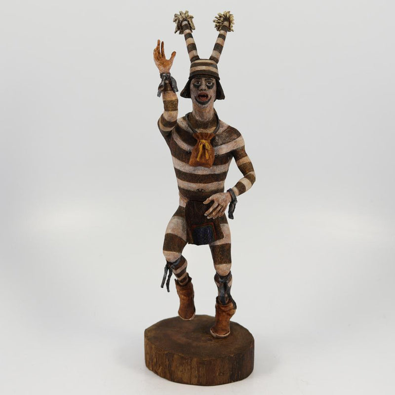 Koshare Clown Kachina