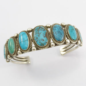 1940s Turquoise Cuff