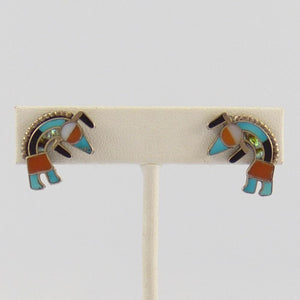 1950s Rainbow Guardian Earrings