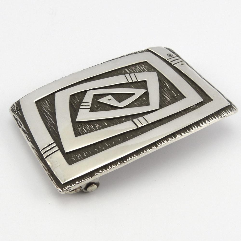 Migration Swirl Buckle