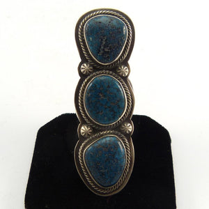 Indian Mountain Turquoise Ring