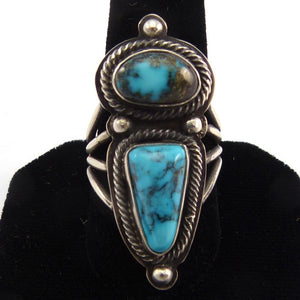 Tyrone Turquoise Ring