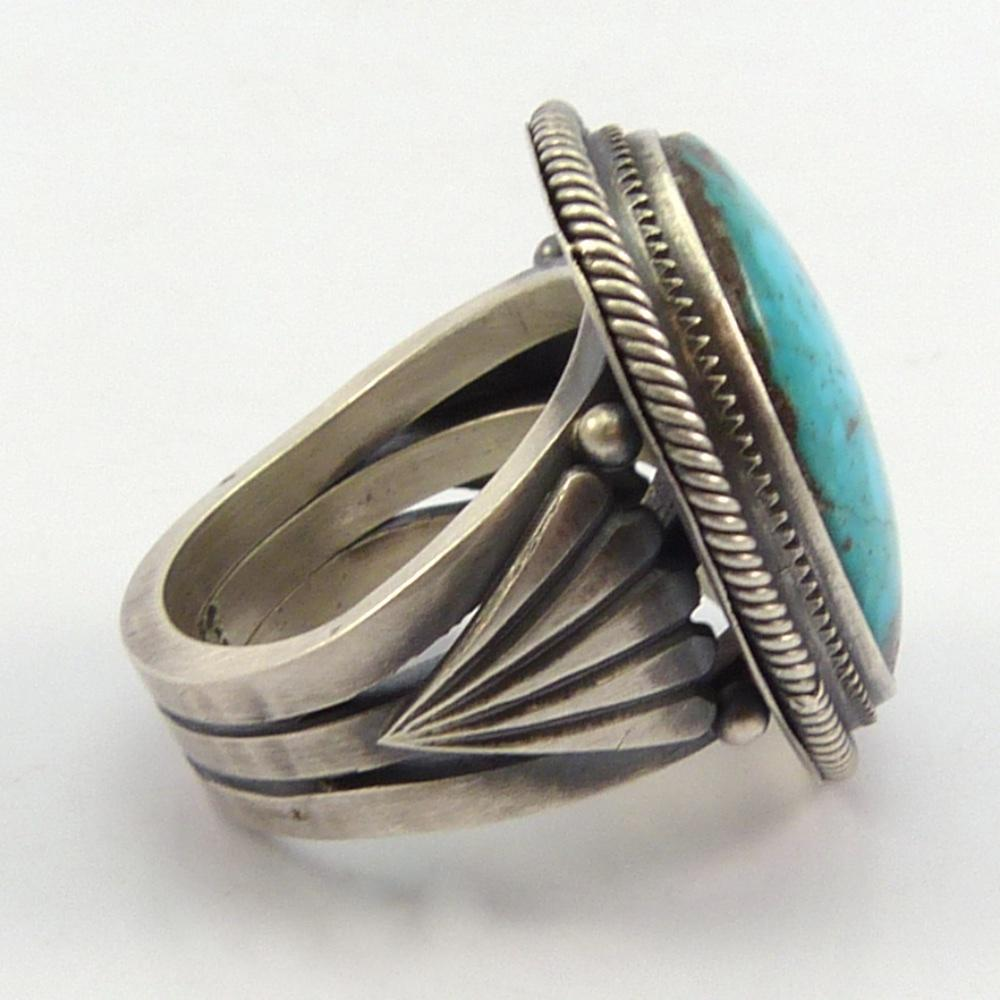 Bisbee Turquoise Ring