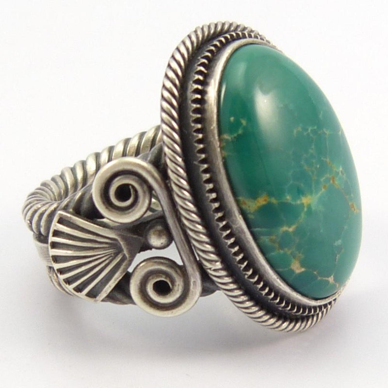 Fox Turquoise Ring