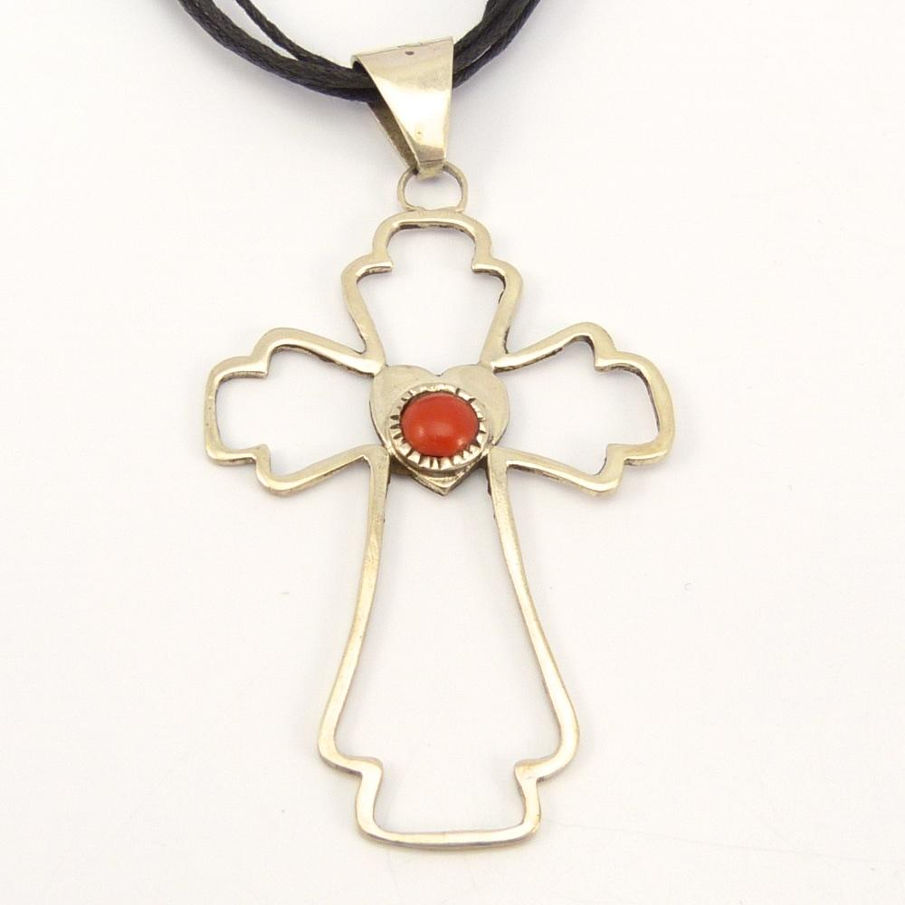 Coral Cross
