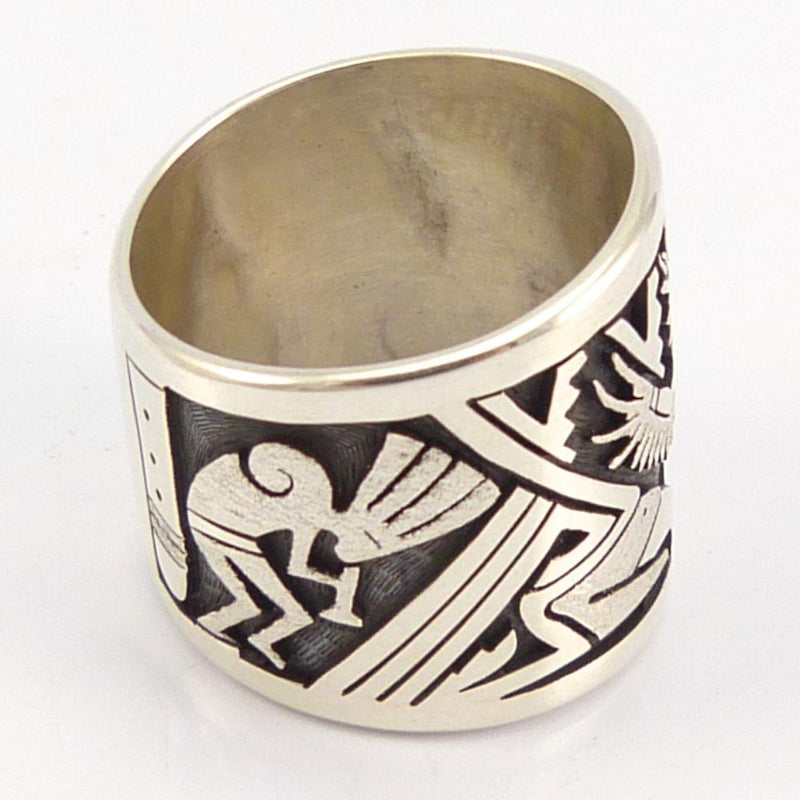Silver Overlay Ring