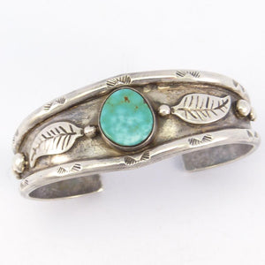 1960s Turquoise Cuff