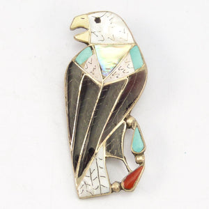Eagle Pin and Pendant