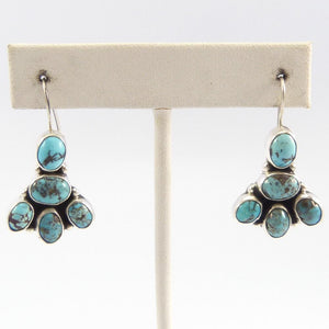 Kingman Turquoise Earrings