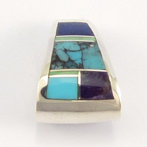 Inlay Slide Pendant