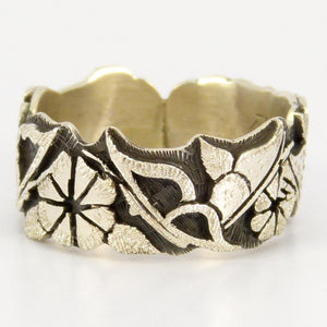 Butterfly Overlay Ring