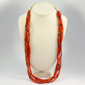 1960s Coral Necklace