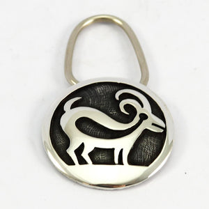 Goat Key Chain