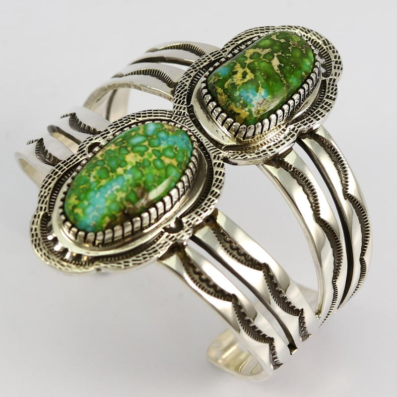 Turquoise Mountain Cuff