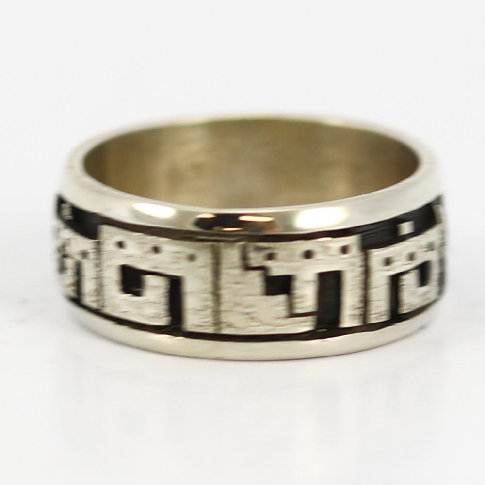 Mixed Kachina Ring