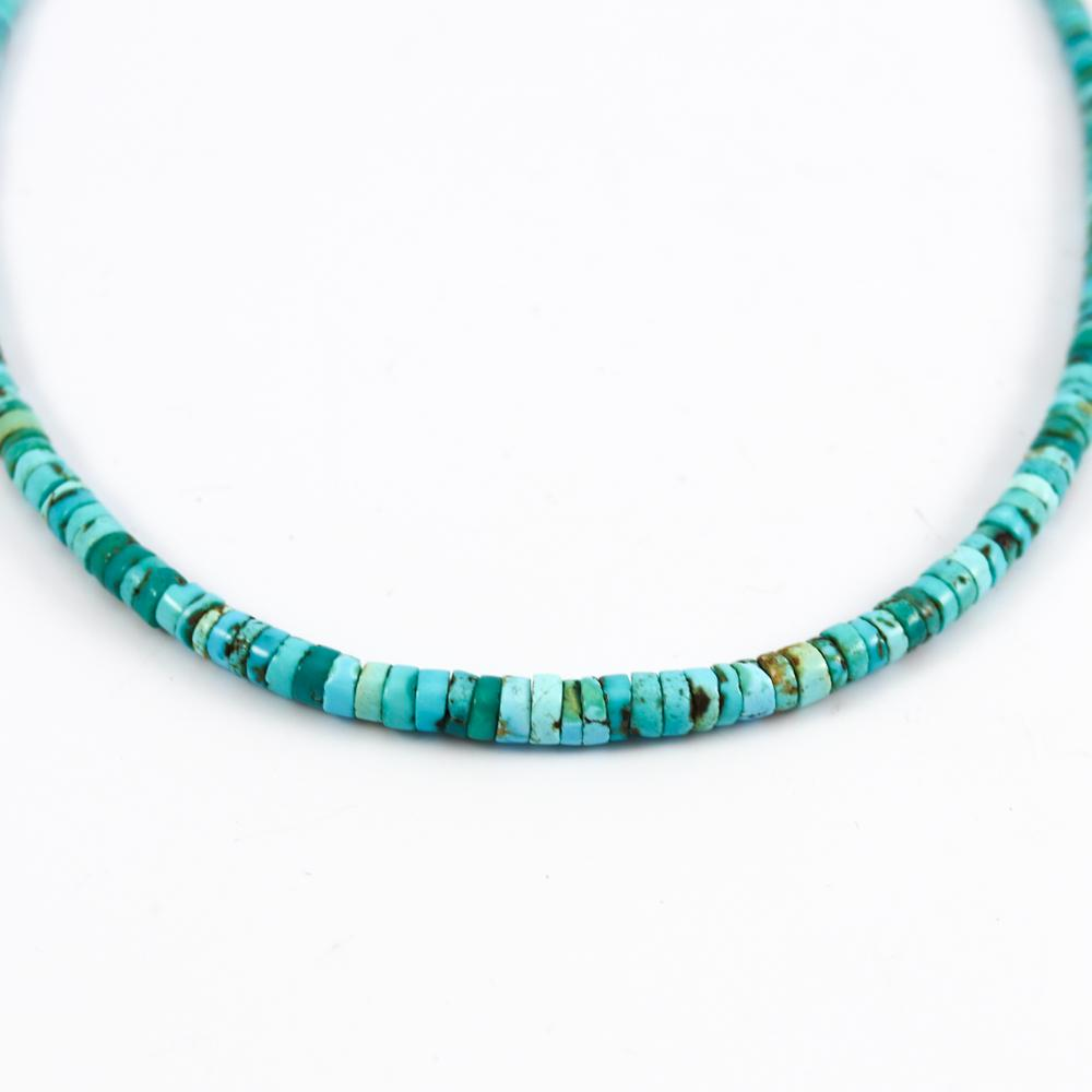 1930s Turquoise Necklace