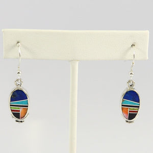 Indian Summer Inlay Earrings