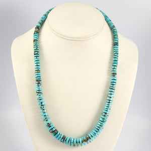 Heishi Bead Necklace