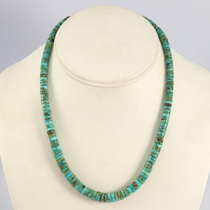 Cripple Creek Turquoise Necklace