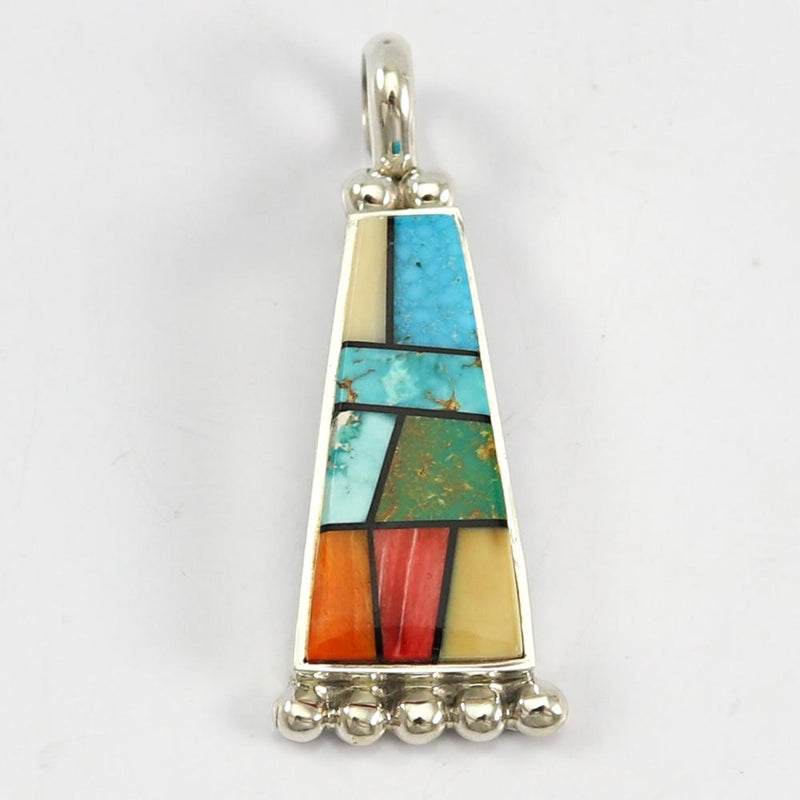 Stained Glass Pendant