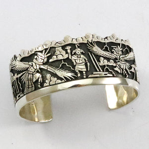 Kachina Dancer Cuff