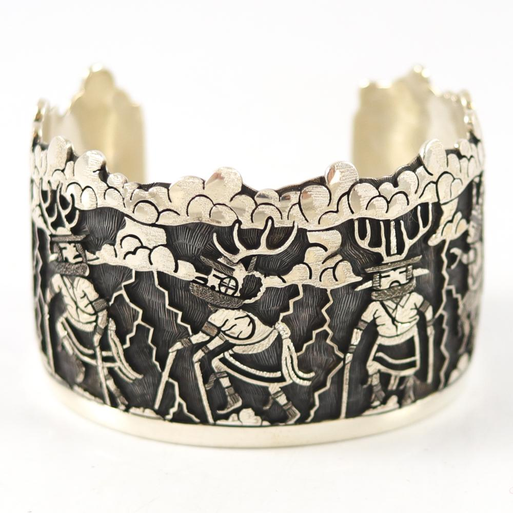 Copy of Deer Dancer Kachina Cuff