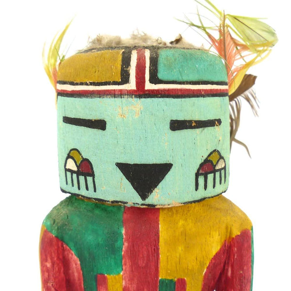 1940s Thunder Making Kachina