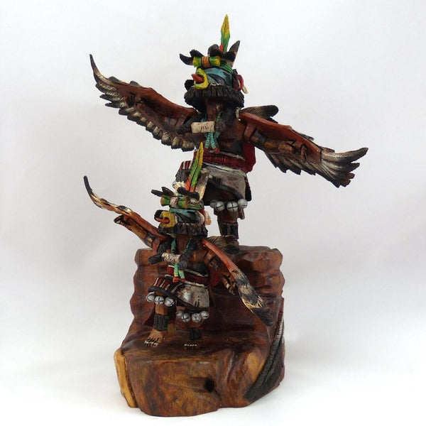 Double Eagle Dancer Kachina